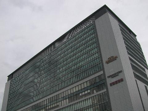 新横浜駅ビル