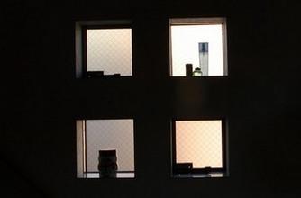 小窓の写真