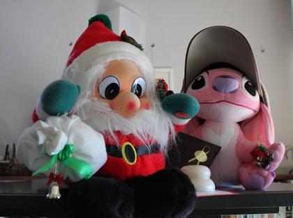 メリークリスマスからあけましておめでとうへ