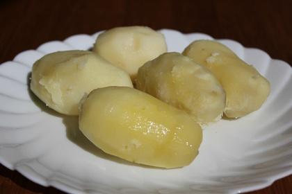 2018年秋のジャガイモ